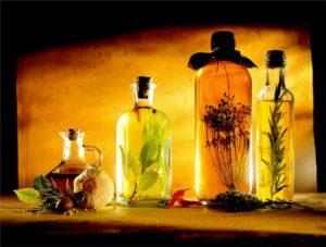Настойки лекарственных трав
