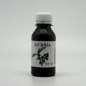 Чёрная бузина (сироп)