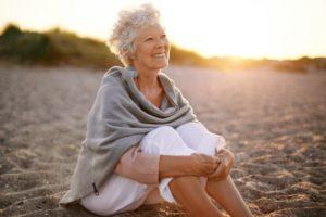 Красивой в старости