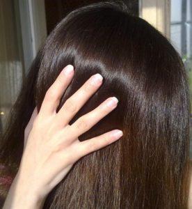 Лечение волос дёгтем