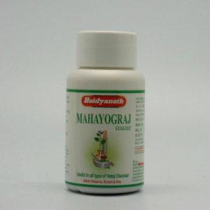 Махайогарадж гуггул (таблетки)