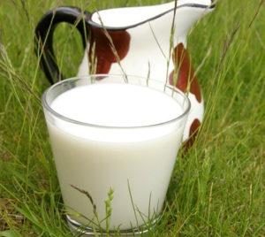 дёготь с молоком