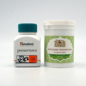 унарнава (капсулы и порошок)